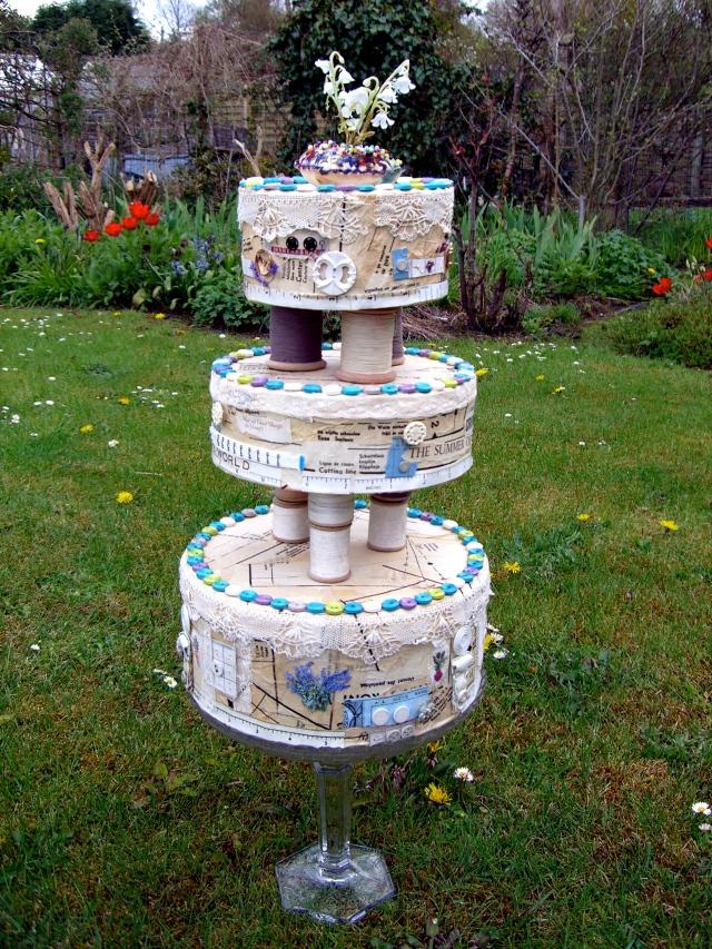 3d Sculptural Cake